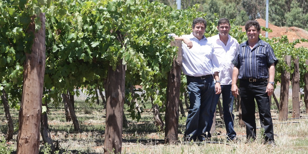 The Casellas In Griffith, New South Wales, the Casella family share the secrets behind their multi-million dollar global success - Yellow Tail wine.